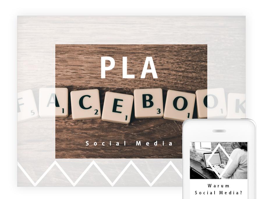 powerpoint design für social-media-workshop
