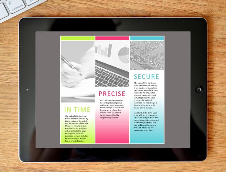 mobile business präsentation